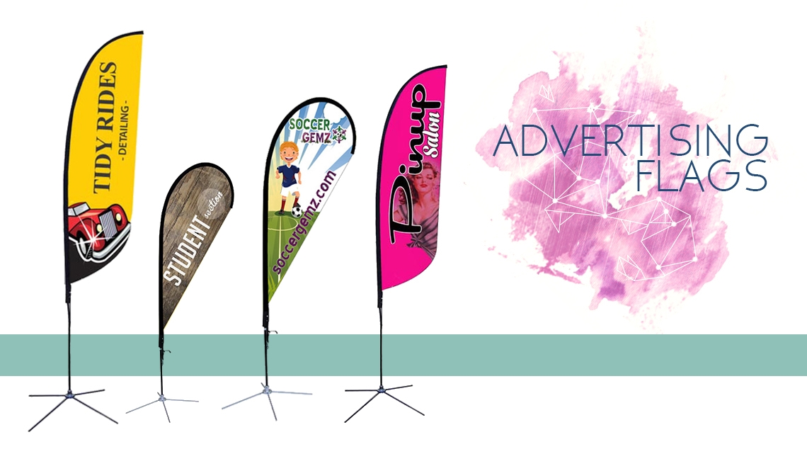 advertising flags for sale