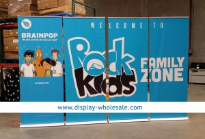 Banner Stand Backdrops