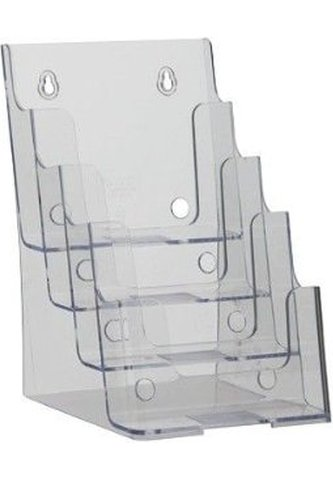 Plastic Literature Holder