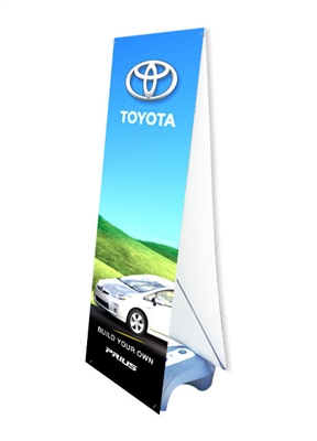 Double Sided Outdoor X Banner Stand Water Base Stand Only